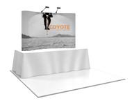 Coyote Curved Pop Up Display (3x2)