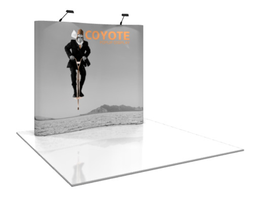 Coyote 8ft Serpentine Graphic Kit
