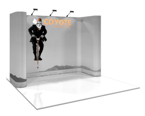 Coyote Horseshoe Graphic Kit
