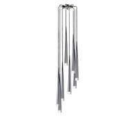 AMD151220A-8CH 8 Light pendant Chrome