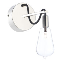 DRCS100738 Vintage wall light Chrome