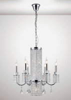 IL31543 Emily 7 Light Polished Chrome