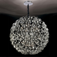 Diyas IL30556 Esme 42 Light Crystal Pendant