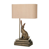 David Hunt HOP4263 Hopper Table lamp Bronze BASE ONLY