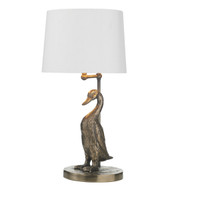 David Hunt PUD4263 Puddle Table lamp Bronze BASE ONLY