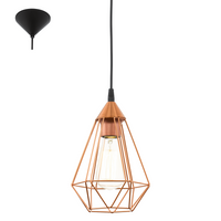E4194193 1 Light Copper Pendant