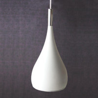 AZzardo LP5035-1WH Spell 1 Light White Pendant