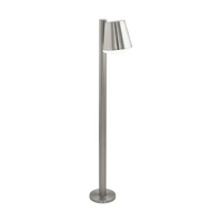 E4197454 CONE Bollard light Stainless Steel
