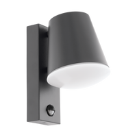 E4197451 CONE Sensor Wall light Black
