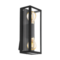 E4198273 2L Wall light Black