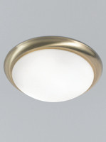 455743 Flush  3 Light Bronze 42cm