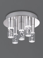 455764 Bubble LED ceiling light IP44 980lm