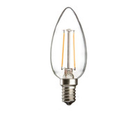 2w SES LED Candle Warm White 250ms (non dimmable)