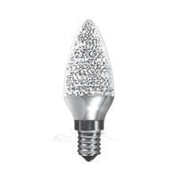 Led Crystal SES Candle Cool White Dimmable