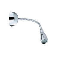 Searchlight 9917CC LED Reading Light Polished Chrome