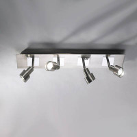 DTUF108446 4 Bar Spot Satin Chrome
