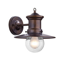 DDES101529 Outdoor lantern Bronze 60W