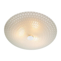 DLOC10522 3 Light Flush Ceiling Light