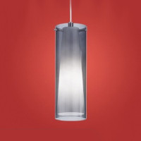 E4190304 Nero Single Pendant