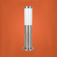 E4181751 Stainless Steel Bollard IP44 Low Energy