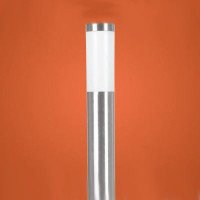E4181752 Stainless Steel Bollard IP44 Low Energy