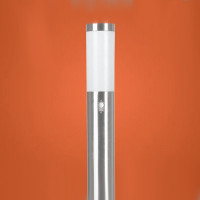 Eglo 83281 Helsinki Stainless Steel Bollard With PIR Sensor IP44