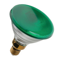 PAR 38 Flood Lamp Green 80W
