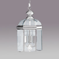 Searchlight 5133CC 3 Light Chrome Coach Lantern