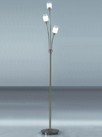 51685 3 Light Bronze Floor Lamp