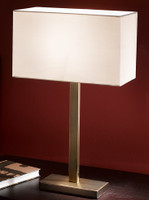 Franklite TL876/9867 bronze table lamp