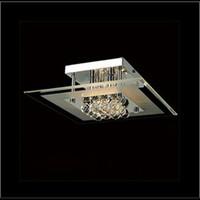 Diyas IL30023 Delmar 4 Light Chrome Asfour Crystal