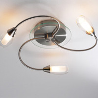DGUT105346  3 light Ceiling light SATIN CHROME