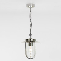 Astro 0671 Montparnasse Chrome Outdoor pendant