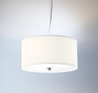 DRAZ101033  Pendant Small CREAM 3 x 60W