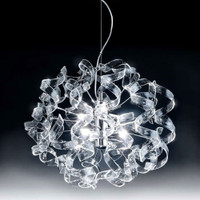 Metallux Astro 206.155.01 6 Light Crystal Glass Pendant
