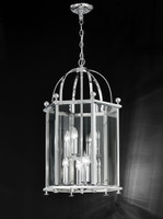 LA4170088 8 Light Polished Chrome Lantern