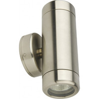 Up & Down Grade 304 4mm Stainless Steel Outdoor Wall Light