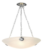 David Hunt  SWP0367 Swirl pendant Pewter