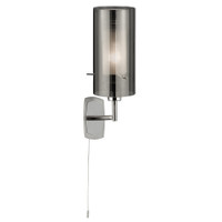 S9123001SM Single Wall Light Chrome