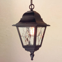 Elstead NR9 Norfolk 1 Light Hanging Lantern