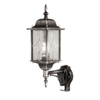 EL1518924 1 Light Wall Lantern With PIR