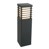 EL1521303 Medium Bollard Black 60W