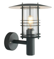 E15212070 Wall light Black 60W
