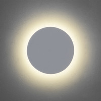 Astro 7249 Eclipse Round Led Plaster Wall Light