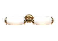 Elstead BATH/ELIOT2 PB Eliot Mirror Light Polished Brass