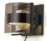 Lutec UT/DELA 1838S Delta Outdoor Wall Light