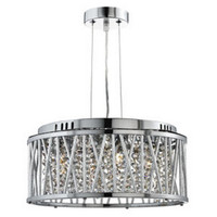 S9183344CC Ceiling Pendant Polished Chrome