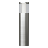 E4194278  1 Light LED Bollard Stainess Steel