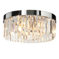 Endon 35612 5 Light Crystal Bathroom Chandelier