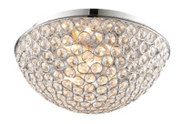 E3160103 Chryla Bathroom Ceiling Light Chrome